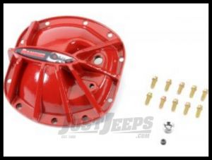 Rancho RockGEAR Differential Cover For Dana 44 Axle Assemblies (Red) RS6209