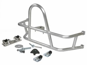 Genright Off Road Swing Out Rear Tire Carrier For 2007-18 Jeep Wrangler JK 2 Doors & Unlimited 4 Door Models RTC-3810