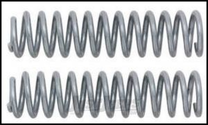 """Rubicon Express Coil Springs 3.5"""" Lift Front Pair For 1997-06 Jeep Wrangler TJ Models RE1363"""