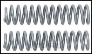 """Rubicon Express Coil Springs 5.5"""" Lift Front Pair For 2007-18 Jeep Wrangler JK 4 Door Unlimited RE1373"""