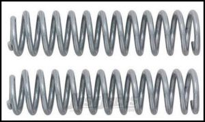 """Rubicon Express Coil Springs 5.5"""" Lift Rear Pair For 2007-18 Jeep Wrangler JK 4 Door Unlimited RE1378"""