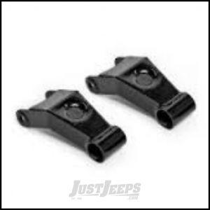 Rubicon Express 4-LINK Rear Control Arm Mounts For 2007-18 Jeep Wrangler JK 2 Door & Unlimited 4 Door RE4526