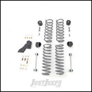 "Rubicon Express 2.5"" Suspension System Without Shocks For 2007-18 Jeep Wrangler JK 2 Door Models RE7121"