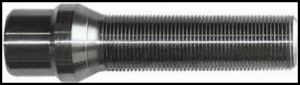 "Rubicon Express 1.25""-12 Chromoly Threaded Weld Spud RM12060"