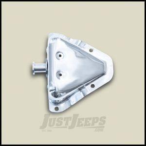 Rugged Ridge Door Latch Bracket Stainless Steel Right For 1981-95 Jeep CJ Series & Wrangler YJ 11810.04