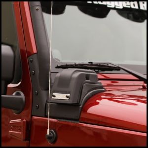 Rugged Ridge Modular XHD Snorkel Low Mount For 2012+ Jeep Wrangler & Wrangler Unlimited JK With 3.6L 17756.08