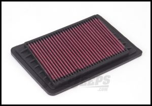 Rugged Ridge Synthetic Panel Air Filter For 2002-06 Jeep Wrangler TJ & Liberty KJ With 2.4L Engine 17752.04