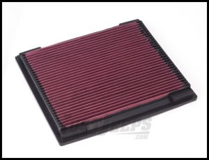 Rugged Ridge Synthetic Panel Air Filter For 2002-07 Jeep Liberty KJ With 3.7L Engine 17752.10