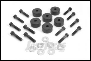 Rugged Ridge Transfer Case Lowering Kit For 1987-06 Jeep Wrangler YJ & TJ Models 18305.10