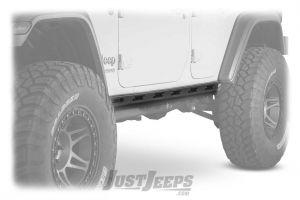 Addictive Desert Designs Rock Sliders For 2018+ Jeep Wrangler JL Unlimited 4 Door Models S961192050103