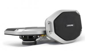 Alpine Weather-resistant Soundbar kit for 18-21 Jeep Wrangler JL & Gladiator JT SPV-65-JLT