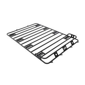 SmittyBilt Universal Defender Rack 4.5 ft. x 5 ft. in Textured Black 45555