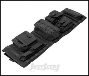 SmittyBilt GEAR Overhead Console In Black For 2007+ Jeep Wrangler JK & JK Unlimited Models 5666001