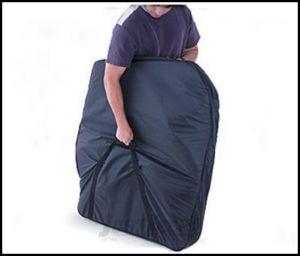 SmittyBilt Hard Door Storage Bags For 2007+ Jeep Wrangler JK & JK Unlimited Models 596301