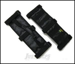 SmittyBilt Premium Grab Handles  In Black For Universal Application 769315