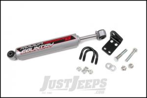 8730630 2007-2018 Jeep Wrangler JK Rough Country N3 Steering Stabilizer