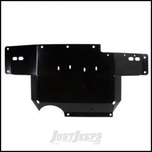 Synergy MFG Heavy Duty Transmission Skid Plate For 2007-18 Jeep Wrangler JK 2 Door & Unlimited 4 Door Models 5710-01-BK