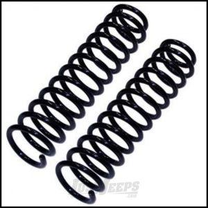 "Synergy MFG Front Lift Coil Springs For 2007-18 Jeep Wrangler JK 2 Door (5.5"") & Unlimited 4 Door (4.5"") Models 8063-45"