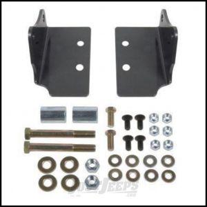 Synergy MFG Front Lower Shock Mount Bracket For 2007-18 Jeep Wrangler JK 2 Door & Unlimited 4 Door Models 8073