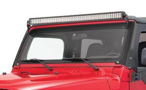 "TACTIK 50"" Combo Beam with ""A"" Pillar Mount Brackets for 97-06 Jeep Wrangler TJ 97109.4210"