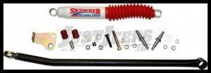 Skyjacker Adjustable Front Track Bar Kit For TJ / Cherokee / Grand Cherokee TBA10