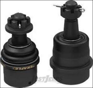 TeraFlex Dana 60 HD Ball Joint Set Of 4 Without Knurl 3602002