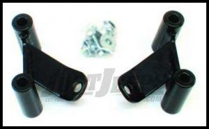 """TeraFlex Rear Shock Extension For 2.5""""? Lifts Pair For 2007-18 Jeep Wrangler JK 2 Door & Unlimited 4 Door Models 1554800"""