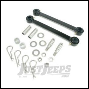 """TeraFlex Front Swaybar Disconnect For 0-2.5"""" Lift For 1987-95 Jeep Wrangler YJ 1733200"""