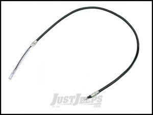 """TeraFlex 32"""" Left Hand Emergency Brake Cable For 1987-90 Jeep Wrangler YJ With TeraFlex Rear Disc Brake Kit 4304174"""