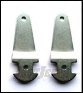 TeraFlex Rear Brake Line Extension Kit For 2007-18 Jeep Wrangler JK 2 Door & Unlimited 4 Door 4304400