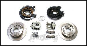 """TeraFlex Disc Brake Kit For Ford 9"""", 8.8"""" & Custom TeraFlex Housing For Universal Applications 4354400"""