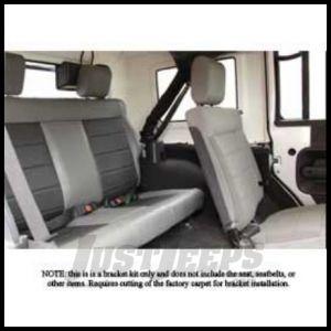 TeraFlex Third-Row Seat Bracket Kit For 2007+ Jeep Wrangler JK Unlimited 4 Door 4934200