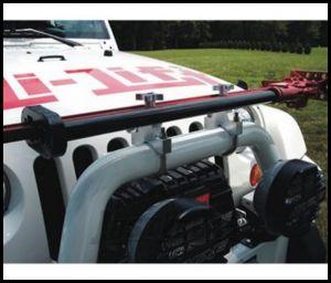 """Hi-Lift Jack Adjustable Tube Jack Mount Kit For 1""""-2"""" Bars TM-700"""