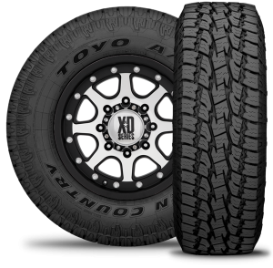 Toyo Open Country A/T II Xtreme Tire LT35x12.50R17 Load E 352810