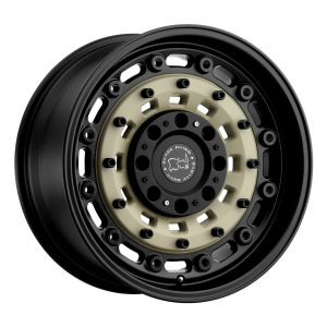 Black Rhino Arsenal Wheel In Sand On Black 85127D71-