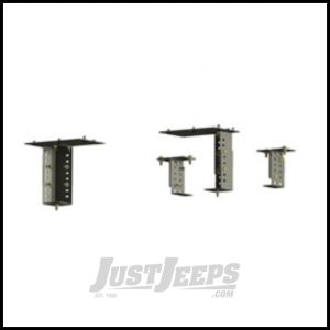 Tuffy Products Tactical Security Drawer Mounting Kit For 2011+ Jeep Grand Cherokee WK2 Models 284-01