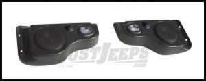 Vertically Driven Products Supreme Overhead Sound Pods For 1987-06 Jeep Wrangler YJ, TJ & Unlimited 794001