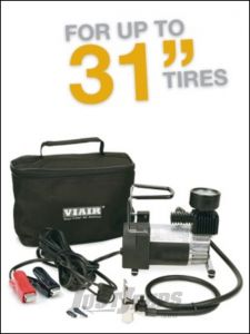 """Viair 90P Portable Compressor Kit For Up To 31"""" Tires 00093"""