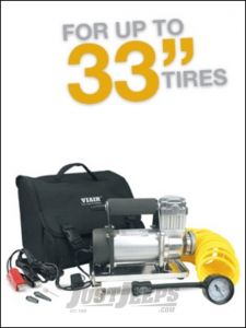 "Viair 300P Portable Compressor Kit For Up To 33"" Tires 30033"