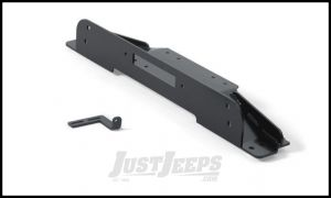 WARN Winch Mounting Plate For 1997-06 Jeep Wrangler TJ & Unlimited 37170