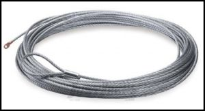 "WARN Replacment Wire Winch Rope 94', 5/16"" (28.6m, 8mm) For VR8000 86514"
