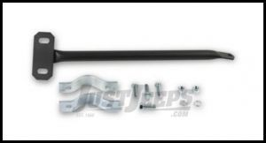 Warrior Products Steering Box Brace For 1976-86 Jeep CJ7 897