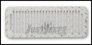 Warrior Products Hood Vent Cover For 1978-95 Jeep Wrangler YJ & CJ Series 90470