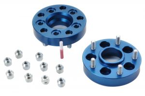 "SpiderTrax Wheel Adaptor 1.25"" For Jeeps Changing bolt pattern from 5x4.5"" to 5x5"" WHS013"