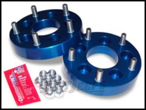 "SpiderTrax Wheel Adaptor 1.25"" For Jeeps Changing bolt pattern from 5x4.5"" to 5x5.5"" WHS004"