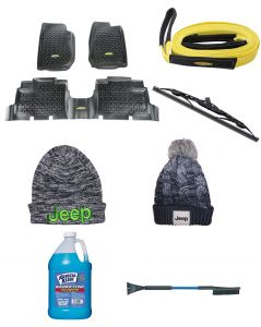 Just Jeeps Winter Package for 07-18 Jeep Wrangler JKU