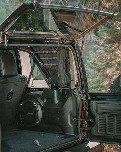 XG Cargo Gama Sportsbar Storage Bags for 18-21 Jeep Wrangler JL Unlimited XG-314