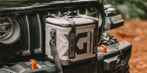 XG Cargo Icebox Cooler with Cutting Board XG-310
