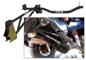 Skyjacker 5th Link Traction Bar For 1987-95 Jeep Wrangler YJ YJ5LK