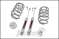 "Rough Country 3"" Suspension Lift Kit With Premium N3 Series Shocks For 2003-06 Jeep Liberty KJ 692.20"